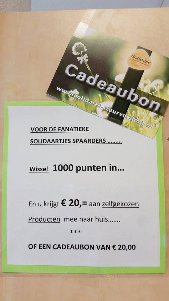 1000 punten solidare