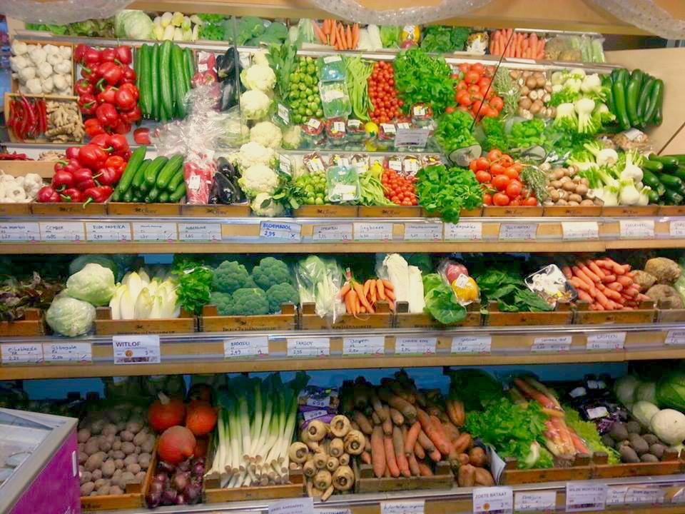 groenten solidare