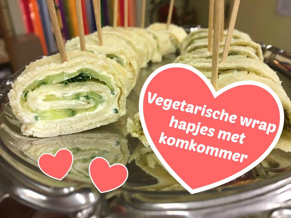 Favoriete Recept: Vegetarische wraphapjes met komkommer - Solidare Natuurvoeding WO03